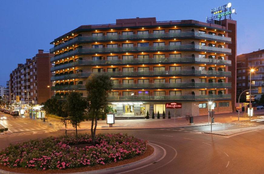 Hoteles lloret de mar Fenals Garden