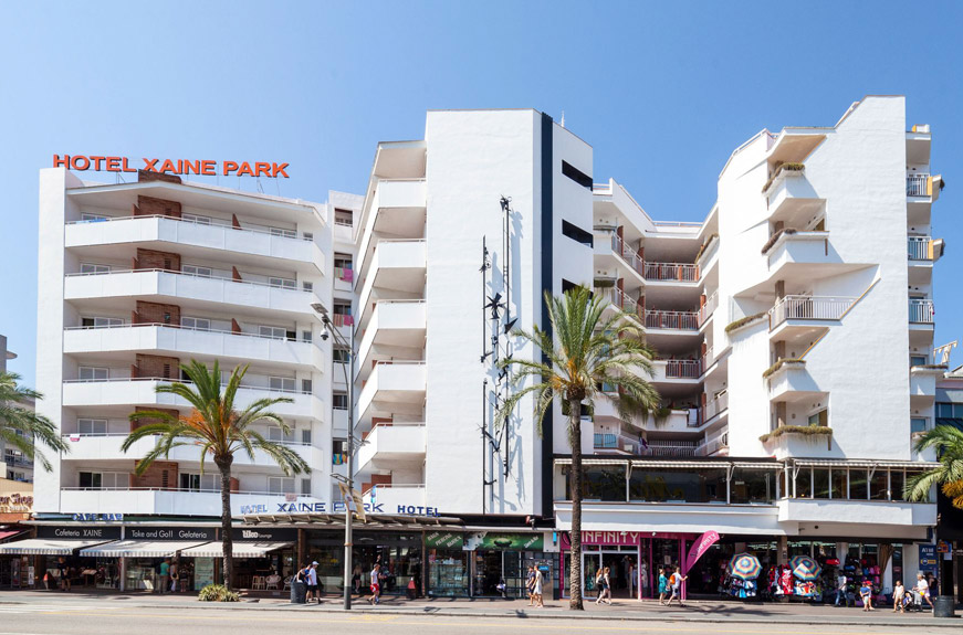 Hoteles lloret de mar Xaine