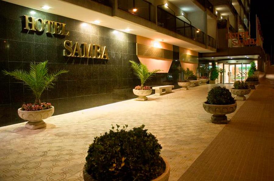 Hoteles lloret de mar Samba