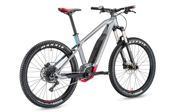 Alquiler bicicletas montaña eléctrica